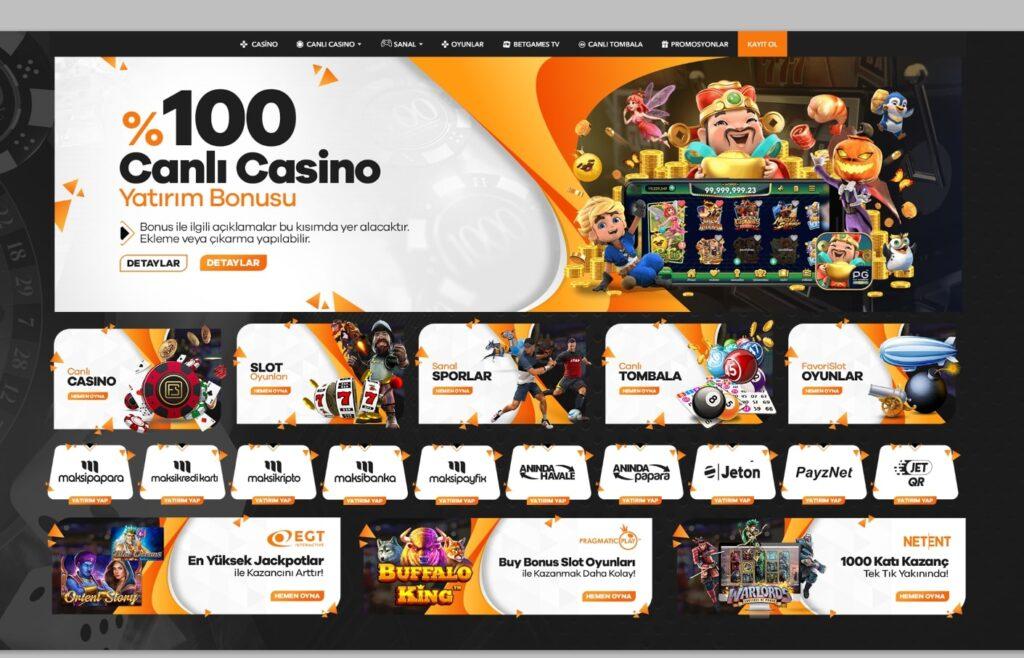 favorislot canli casino 1024x658 - Favoribahis Giriş